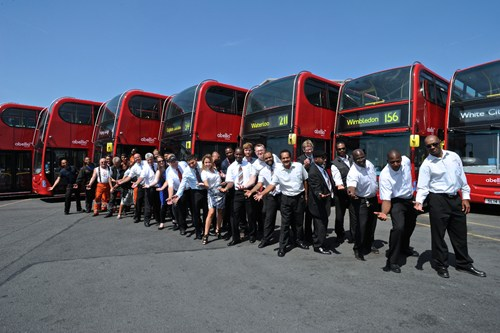 UK Bus Awards Finalists Announcement