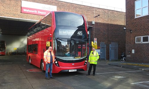A new contract 'won the Abellio way'