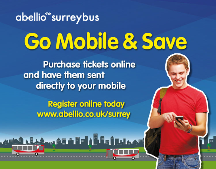 Mobile tickets image