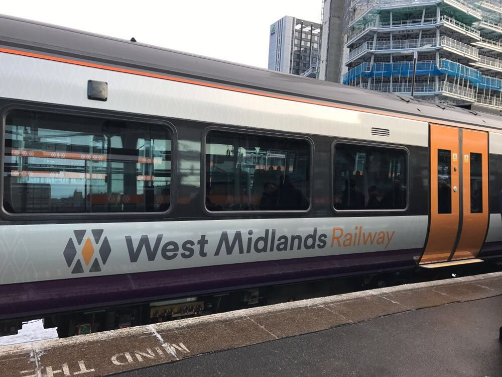 Abellio commences operation of West Midlands rail franchise