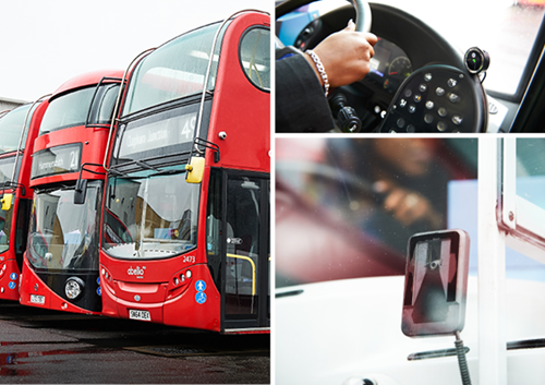 ABELLIO LAUNCHES MOBILEYE BUS SAFETY TECHNOLOGY TRIAL